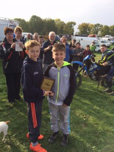 GrassCross Results Youths Race from Doon MX Track2