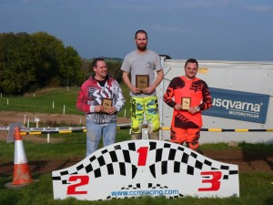 GrassCross Results from Doon MX Parc event