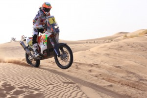 Hot and sandy start to Merzouga 15