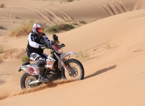 Hot and sandy start to Merzouga3